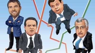 CEE'S TOP BUSINESS LEADERS: Central Europe