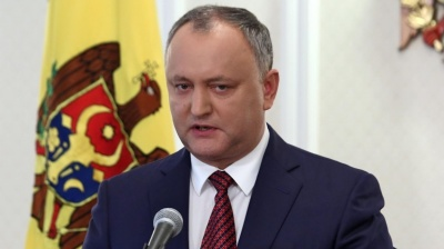 Moldovan Constitutional Court blocks president's plans to increase powers