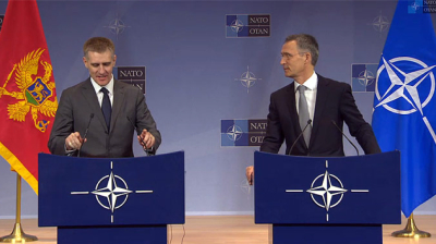 Nato angers Russia with invitation to Montenegro