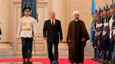 Opening up of Iran provides transit route for Central Asia