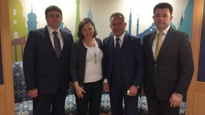 US visit of Moldovan oligarch Plahotniuc stirs controversy