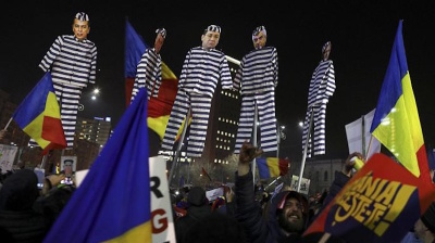 A guide to the Romanian protests