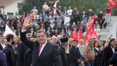 99.8% vote in favour of Republic Day holiday in Republic Srpska referendum