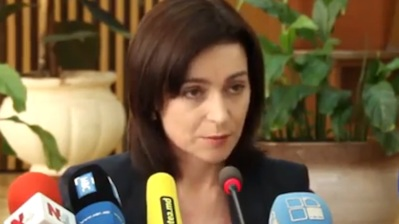 Moldovan pro-EU opposition parties reportedly back Sandu as presidential candidate