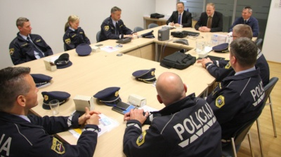 Slovenian police end 323 day strike