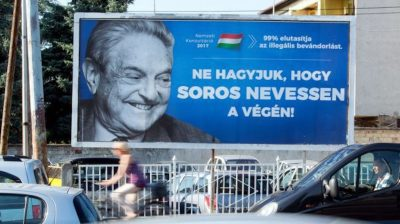 Soros-backed foundation leaving Hungary