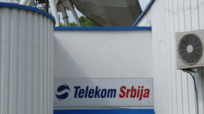 Thousands protest against Telekom Srbija privatisation