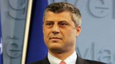 Thaci sworn in as new president of Kosovo