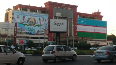 CENTRAL ASIA BLOG: Few dare to dream of change in Tashkent
