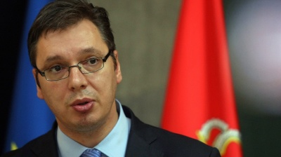 Grenade thrown in northern Kosovo shortly before Serbian PM arrives for election rally