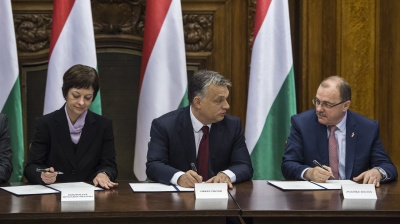 Hungary aims to become Central Europe's tax haven