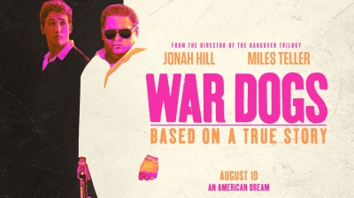 "FILM & BOOK REVIEW: ""War Dogs"" is a terrible adaptation of an okay book"