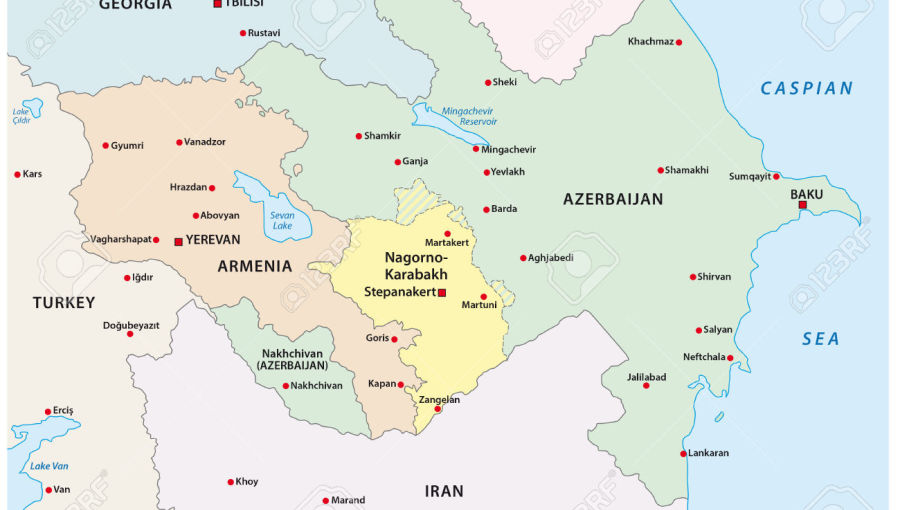 bne IntelliNews Heavy fighting breaks out between Azerbaijan and